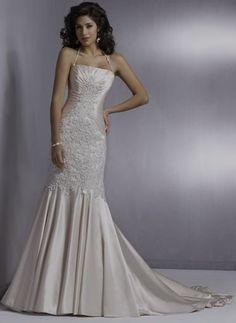 wedding gowns mermaid