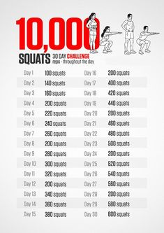 10000 #Squats #Challenge #30daychallenge #squatchallenge #fitness #wellness #exercise #bodybuilding #workout