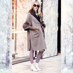 You dont need words when you have your own style.  #fashion #chick #casual #winterstyle #supriseyourcustomernow #fimkastore Style Fashion, Winter Fashion, Normcore, Winter, Fashion Styles