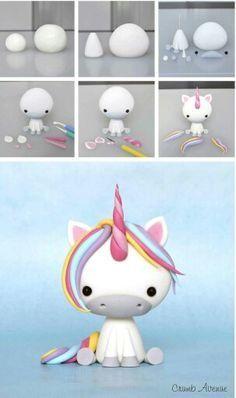 une jolie petite licorne trop cuteee