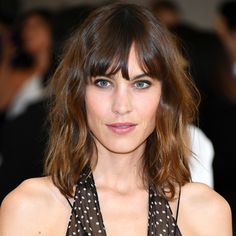 This Is How Everyone Will Be Wearing Their Lob Next Year - Alexa Chung  from InStyle.com