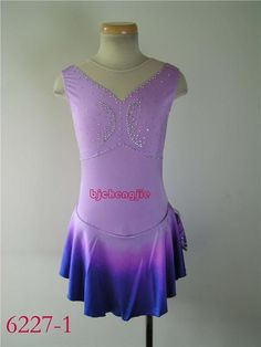 Nice custom Figure skating Competition dress