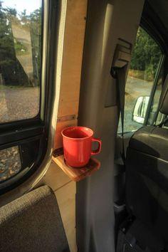 Half Dome - Freedom Vans Vintage Campers Trailers, Camper Trailers, Caravan Vintage, Vintage Rv, Vintage Caravans, Rv Campers, Van Conversion Interior, Camper Van Conversion Diy, Chuck Box