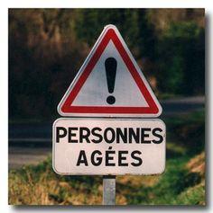Les personnes âgées : ça mord, vous savez !