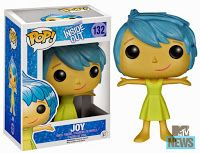 Funko Pop Wave!: Inside Out. Pops! Del Revés