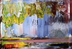 gerhard-richter / abstract-painting-