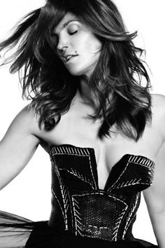 Cindy Crawford for Vogue Spain