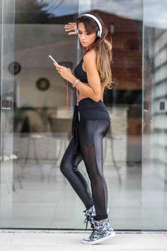 Legging – Looks para todas as ocasiões…