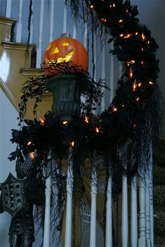 Mohawk - Homescapes - Halloween - Scary - Decorate - Ideas - October - littleantdesign.blogspot.ca