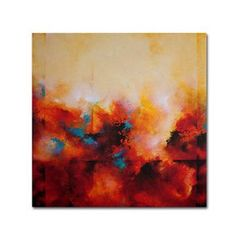 Large Print for Kitchen:Cody Hooper 'Light Strides' Canvas Art