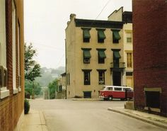 Stephen Shore · Church Street and Second Street, Easton Pennsylvania · Uncommon Places