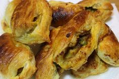Chicken puff Pastry |