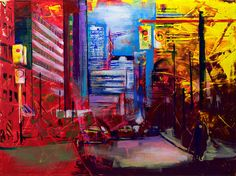 City Yonge and College by RescopeGallery on Etsy