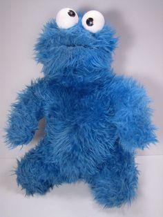 Loved my Cookie Monster too!