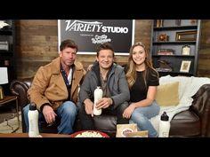 Variety: Jeremy Renner and Elizabeth Olsen on 'Wind River' at Sundance