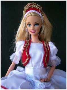 Hungarian Barbie