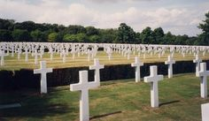 July 5, 2017:  Cambridge American Cemetery