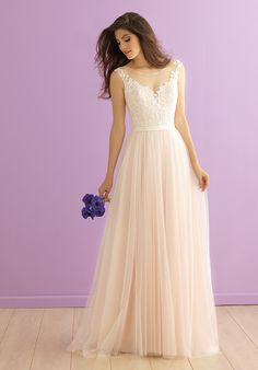 We adore the dreamy layers of tulle that make up this floating skirt.