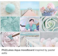 AmazingPhil and pastels! Dan And Phill, Phil 3, Danisnotonfire And Amazingphil, Phil Lester, Dan Howell, Best Youtubers, Phan, To Youtube, Pastel