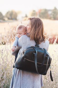 This is what I love about the designer backpack diaper bag from Lily Jade.it stylish on the outside and easily organized on the inside with the washable, removable organizer insert. Best Diaper Backpack, Diaper Bag Purse, Dad Diaper Bag, Black Diaper Bag, Leather Diaper Bags, Messenger Backpack, Best Baby Bags, Lily Jade Diaper Bag, Convertible Diaper Bag