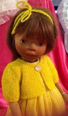 BEAUTIFUL Pongratz doll ❤