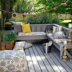 24 Beautiful Backyard Design Ideas #gardening