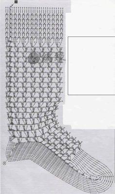 Crochet World - Crochet World Added A New Photo — With. Crochet Slipper Pattern, Crochet Mandala Pattern, Crochet Stitches Patterns, Crochet Shawl, Easy Crochet, Crochet Boot Socks, Crochet Baby Shoes, Knitted Slippers, Crochet World