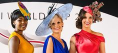 March - Dust off those hats and find those binoculars at the Dubai World Cup at Meydan. The World's most expensive horse race! Dubai World, Visit Dubai, Fascinator Hats, Horse Racing, Jaguar, World Cup, Indian, Uae, City