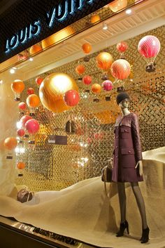 Louis Vuitton: Life is a Journey New Bond Street London