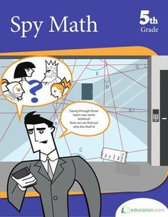 Workbooks: Spy Math