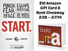 http://christineluken.com/start-by-jon-acuff-and-10-amazon-com-gift-card-giveaway#comment-389