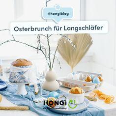 Mmh, Osterbrunch! 🤤🍳 DER ultimative Guide, wie du zu Ostern in aller Ruhe ausschlafen und trotzdem entspannt den perfekten Osterbrunch genießt, mit ofenfrischem (!) Gebäck, duftendem Kaffee und allem, was sonst noch dazugehört: Jetzt neu am Blog! 🐇💚 #ostern #frühstück #brunch #osterhacks #tipps #tricks #vorbereiten #entspannen #ausschlafen #hongiblog #hongidiefaultiermatratze About Me Blog, Table Decorations, Home Decor, Sloth Animal, Play Dough, Tips And Tricks, Kaffee, Easter Activities, Decoration Home