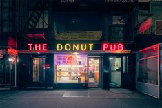 New York City at Night: Photos by Franck Bohbot