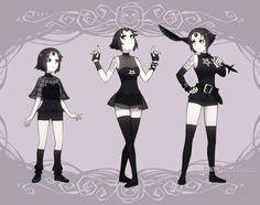 Goth Pearl
