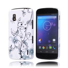 Princess (Musta Spiraali) LG Goolge Nexus 4 Kotelo - http://lux-case.fi/princess-musta-spiraali-lg-goolge-nexus-4-kotelo.html
