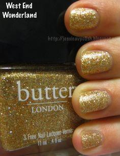 Butter London West End Wonderland