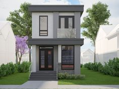 Crescent Heights - Peter Pan - Sunset Homes Duplex House, Custom Built Homes, Home Builders, Peter Pan, Eco Friendly, Sunset, Mansions, House Styles, Building