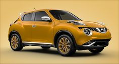 Completely customize your 2015 Nissan Juke in Color Studio