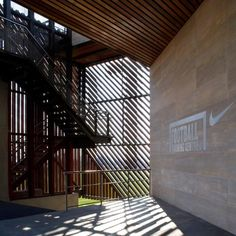 blind solution? Football Training Centre Soweto by RUFproject