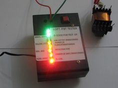 inductor ring testing - Google Search