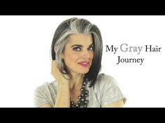 My Gray Hair Journey - Fresh Beauty Studio