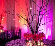 gothic wedding decor - Google Search