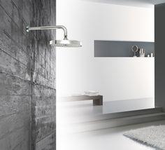 Minimal shower head  www.gaboli.it