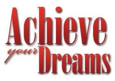 A Three Step Process to Achieve Your Big Dream
