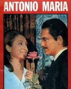 Antônio  Maria  Foi uma telenovela brasileira produzida e exibida pela  Rede Tupi às 19 horas entre 11 de julho de 1968 a 3 de maio de 1969.  Foi escrita por Geraldo Vietri e Wálter Negrão com direção de Geraldo Vietri.  Nascido em Lisboa Antônio Maria D'
