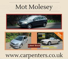For more details you can visit at: http://www.carpenters.co.uk/mot-molesey