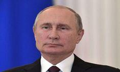 President Of Russia, Vladimir Putin, Presidents