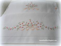 disegni e schemi per lenzuolino sacca e bavaglino da cucire e