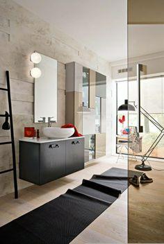 Badezimmer Modern Ausstatten   Teppich, Treppe   Modernes Bad U2013 50 Designer  Ideen