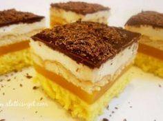 LAMBADA KOCKE: Kremast i ukusan kolač sastavljen od nekoliko finih slojeva!